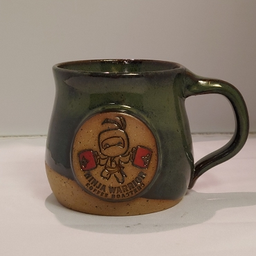 NWCR Hand Thrown Logo Mug - Small