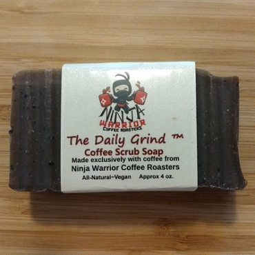Daily Grind Coffee Soap - Original