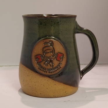 NWCR Hand Thrown Logo Mug - Large